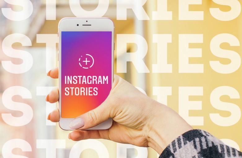 Fem råd för att bli haj på Instagram Stories